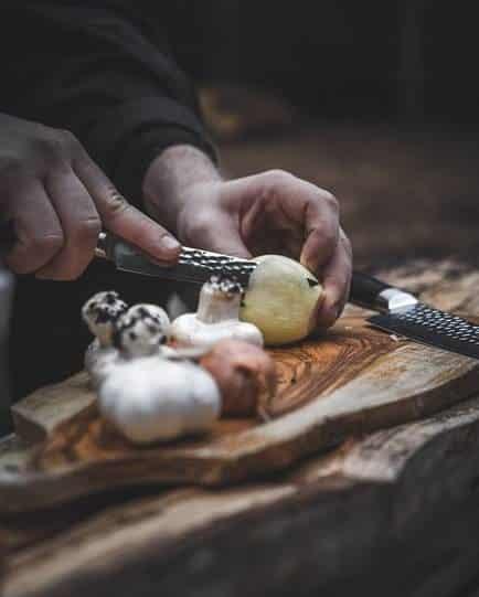 japansk damaskus knivsæt