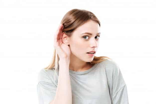 Sund mad kan forhindre høretab