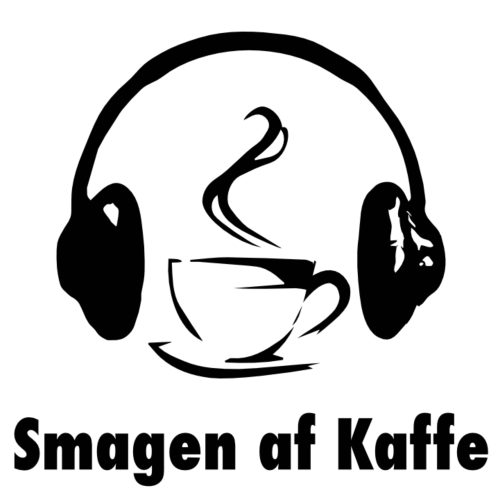 Magen af kaffe, logo