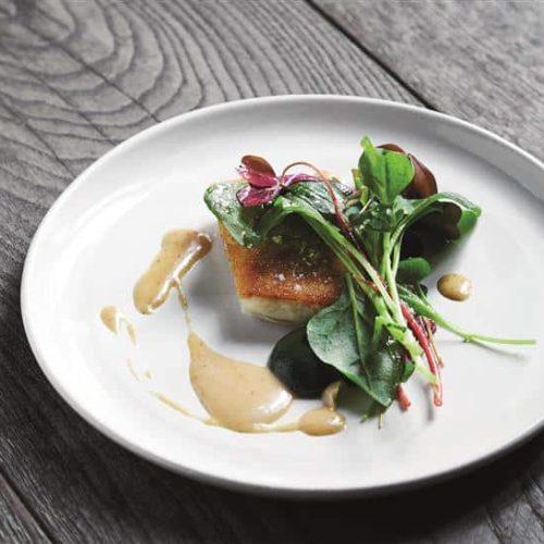 Restaurant Uformels bud på en rigtig forårsret. Foto Stine Christiansen / Skovdal Nordic.